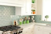 Kitchen/Breakfast area / by CBM