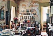Favorite Places & Spaces / Warmth, bohemian, creative, hospitable  / by Ashlyn Stewart