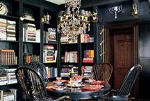 Black Magic / The many shades of black in interiors, furniture, accessories and more.