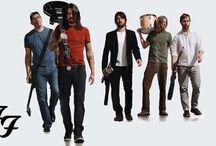 Foo Fighters / My favorite band / by Jen Palinski