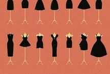Little Black Dress / by Camille Fancy