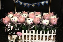 Cupcakes, Cake Pops and Fun Treats To Make / by Susan Stewart
