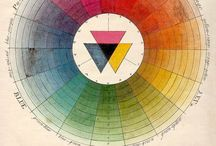 color story / pretty colors that help tell a story / by Turner Vintage