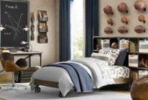 House/Boy Bedroom Ideas / by The Painted Mill