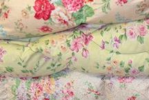 Textile Love / Fabric, Lace and Trim