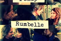 Rumbelle <3 / a board dedicate to the Rumbelle fandom... / by Samantha Voss