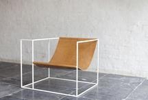 Furniture / Ausstattung // Möblierung //Hausrat // Wohnungseinrichtung // Designobjekte bis hin zu Omas alten Sofa.