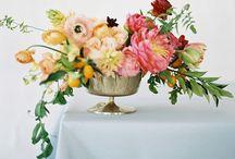 Wedding decor / by Erin Hernandez-Reisner