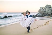 Wed Society Dream Wedding / Our dream is to have an intimate wedding in Mexico! To have all of our loved ones around us in a beautiful place would absolutely be amazing.