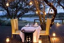 Romantic Gestures / Ideas for romantic gestures and meals.