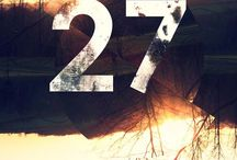 27 / Twenty Seven / by Benny Lees