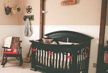 Kid Rooms & Nurseries / by Linds Morgan