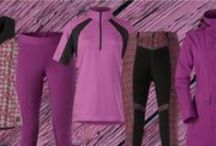 Horseback Riding in Pink + Purple / Huckleberry color collection - all new for Spring 2016! Kneepatch, Fullseat Riding Breeches