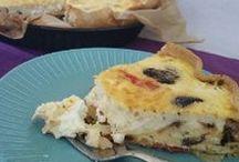 La feta dans tous ses états / Maria du blog Cuisine et déco by Maria est Crétoise et habite en Normandie depuis plus de 13 ans ! Elle a créé son  blog culinaire il y a  6 ans pour l'amour qu'elle porte à la cuisine. Maria travaille beaucoup les produits de sa région normande sans oublier les produits de son enfance lui rappelant la Crète.  En savoir plus sur http://www.cuisineaz.com/diaporamas/recettes-a-la-feta-1689/interne/1.aspx