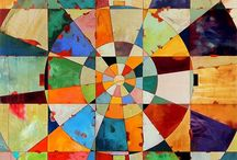 ac. Sacred Art : Mandala Love / Mandala, Kolam, Yantra, Sacred Geometry. Round, Spiral, Circle. Rangoli, Labrynth. Healing art, art therapy. Expressive art. Visionary art. Mystic art.