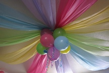 It's My Party / Theme/favor ideas for parties or showers / by Cheryl Wilson