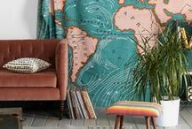 My one day home / rustic | tropical | modern | industrial | exotic / by Kristen Bruce