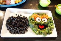 KID PARTY FOOD / Healthy food ideas for kids birthday parties