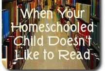 Homeschool Reading / Teaching reading at home? See pins about homeschool reading curriculum, courses, and techniques.