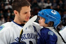 Cutest Hockey Pictures / by Rachelle Vaughn