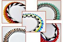 Bead Crochet Patterns, Books & e-Books / by Bead-Patterns (Sova-Enterprises.com)