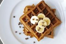 Breakfast of Champions / All things breakfast from eggs to quinoa to oatmeal.  / by Danielle Omar