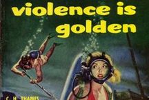 pulp book covers / In praise of all things vulgar and trashy!