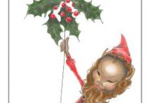 Christmas, Yule / by Susan Barchard