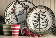 Happy Holidays / Everyone's favorite holiday of the year is the time for giving and receiving gifts that are timeless and unique. Start to build your heirloom quality collections today with artful pieces that will make your holidays truly memorable.