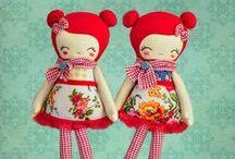 Dolls / I've always found dolls to be creepy.