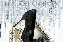 Bergdorf Goodman  / Bergdorf Goodman and Jan Leslie