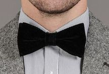 Bow TIes  /  A bow tie is a smile