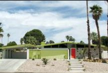 MCM homes in Las Vegas / My neighborhood. / by Courtney Barnes
