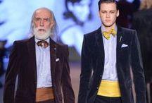 Men's Highlighter Bright Fashion - Winter 2014