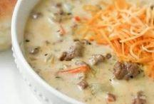 Soup, Chili, Chowder / by Petunia Applebee