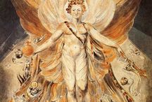Artist : William Blake : Visionary Artist : Romantic / by Stephanie Smith