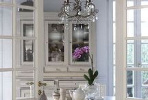 Decor - Dining rooms / Gorgeous Dining spaces, interior design / by Andrea Alberti