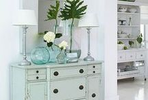 Modern Cottage Shop Inspiration / Inspiration for décor and design for the shop w/ Renee :)