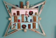 Shadow Boxes / Mid century shadow boxes. / by Courtney Barnes