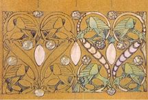 Design : Sketches  - Art Nouveau, Jewelry, etc. / by Stephanie Smith