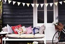 porch + patio