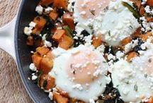 SWEET POTATO / All things sweet potato -- sweet, savory, meatless and meat-lite.