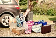 Pack It Up! / What and how to pack for a trip. / by Cheryl Wilson
