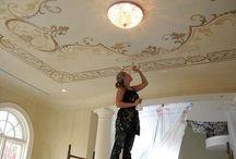 Ceiling ideas / by Cheryl Wilson