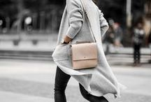 Minimalist Style Bloggers / Personal style and streetstyle from minimalist bloggers from all over the world.