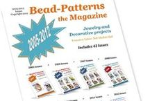 Bead Patterns the Magazine / by Bead-Patterns (Sova-Enterprises.com)