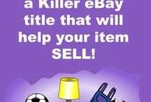 Online Selling with eBay Etsy and more / Online selling with eBay, Etsy, Zazzle, as well as business tips and tricks from around the web.