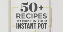 Instant Pot Healthy Recipes / Thoughtfully curated Instant Pot recipes that are healthy and plant-powered!