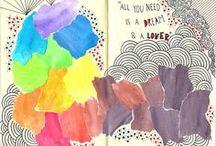 Sketchbooks and Doodles
