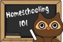 Adventures in home schooling / by Sarah Guevara